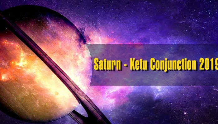 Talks about Saturn Ketu Conjuction Currently