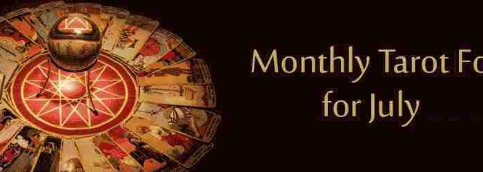 July Month Prediction by Tarot Reading for All Sun Shine