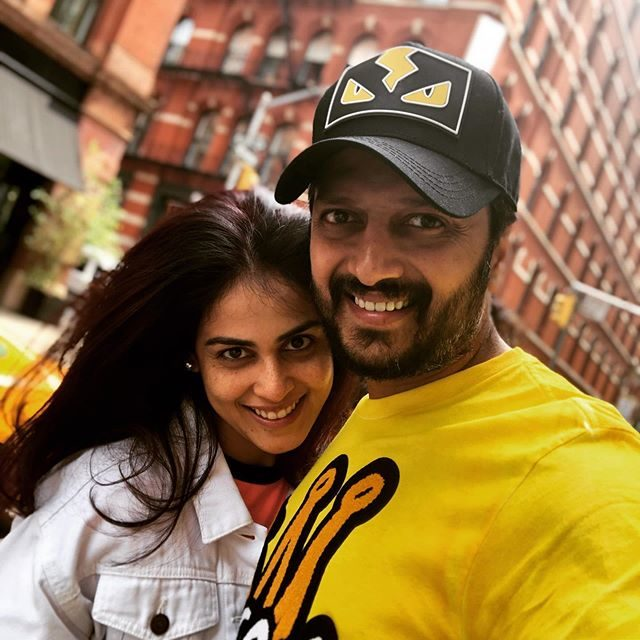 Reasons Behind Riteish Deshmukh - Genelia D'Souza for Being a Perfect Couple of Bollywood