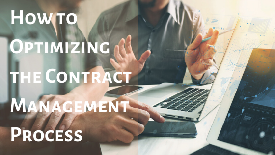 How to Optimizing the Contract Management Process