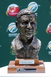 Basil D'Oliveira Trophy - Third Test - South Africa vs England