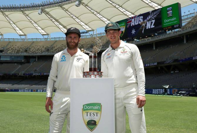 Trans-Tasman Trophy 2019-20 - Second Test - A Boxing Day test