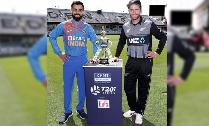 India vs New Zealand T20 Series 2020 - 2nd T20I