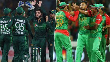 Pakistan vs Bangladesh T20 Series 2020 - 3rd T20I