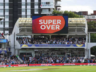Point of View over ICC's New Rule over Match Tie and Super Over Rule