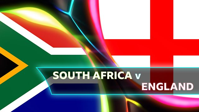 South Africa vs England ODI series 2020 - 3rd ODI