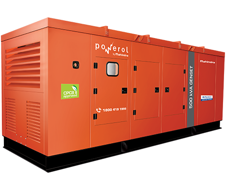 Power Generator Price in India