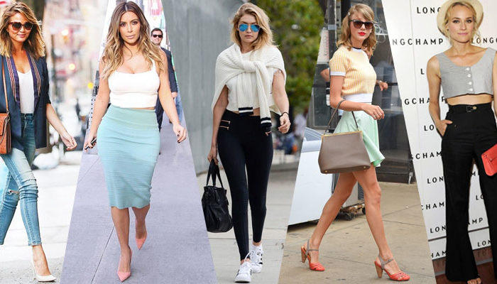 6 Top Outfits Inspired from Celebrities