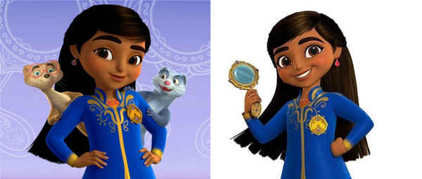 Say Hello To Mira, Royal Detective, Disney's First Indian Character In A Lead Role