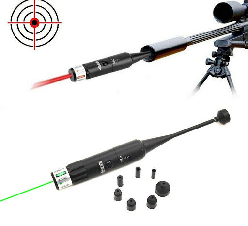 Sight Mark AccuDot Laser BoreSighter 223 model review