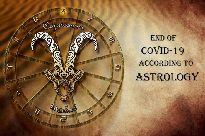 The end of Covid-19 according to Astrology