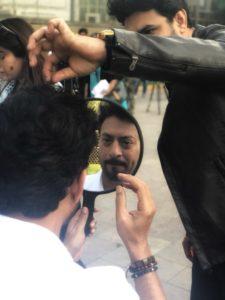 Irrfan Khan Acting