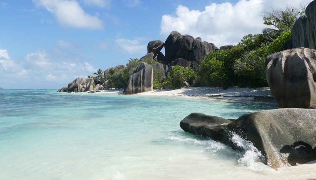 Anse Source D'Argent, Seychelles - Ibandhu