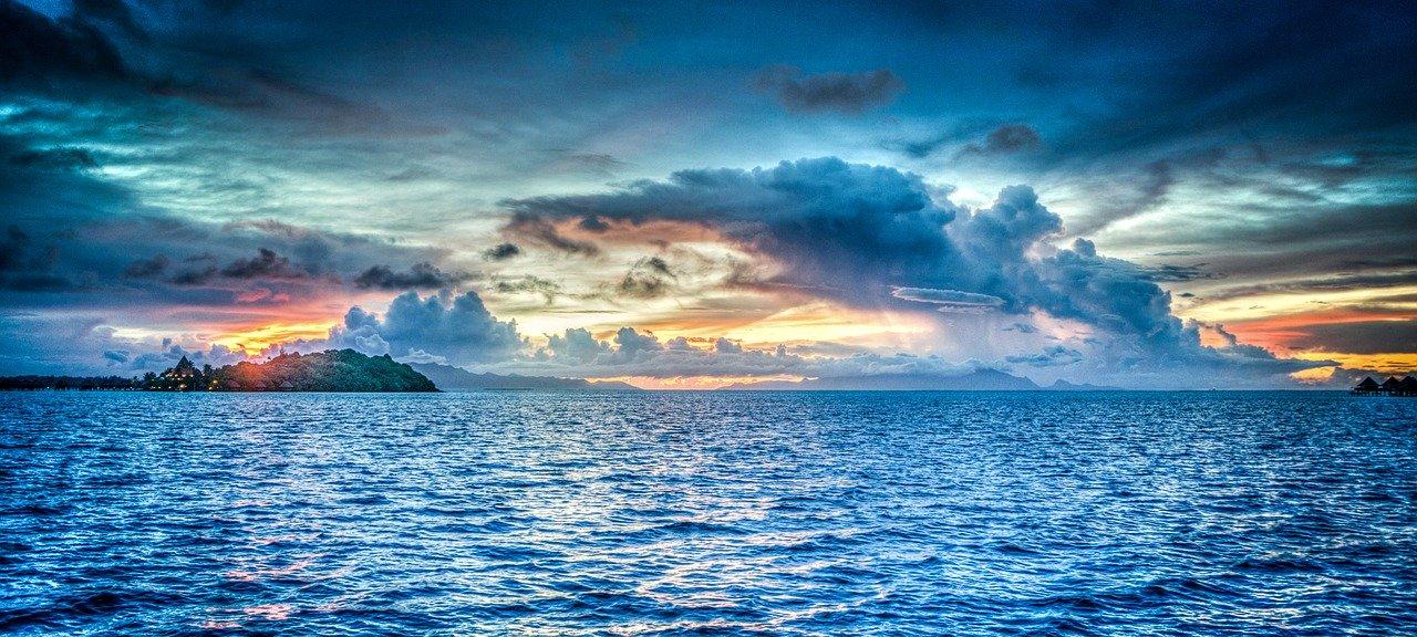Bora Bora beach Ibandhu