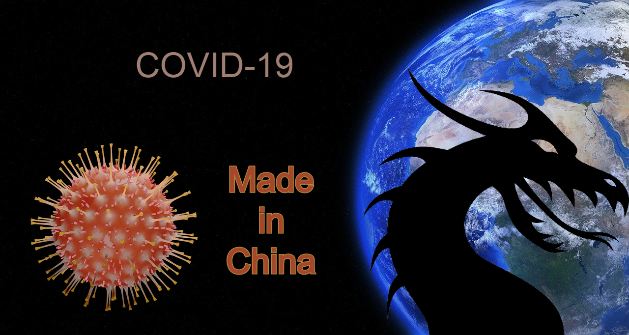 Made in China Corona Virus - Ibandhu