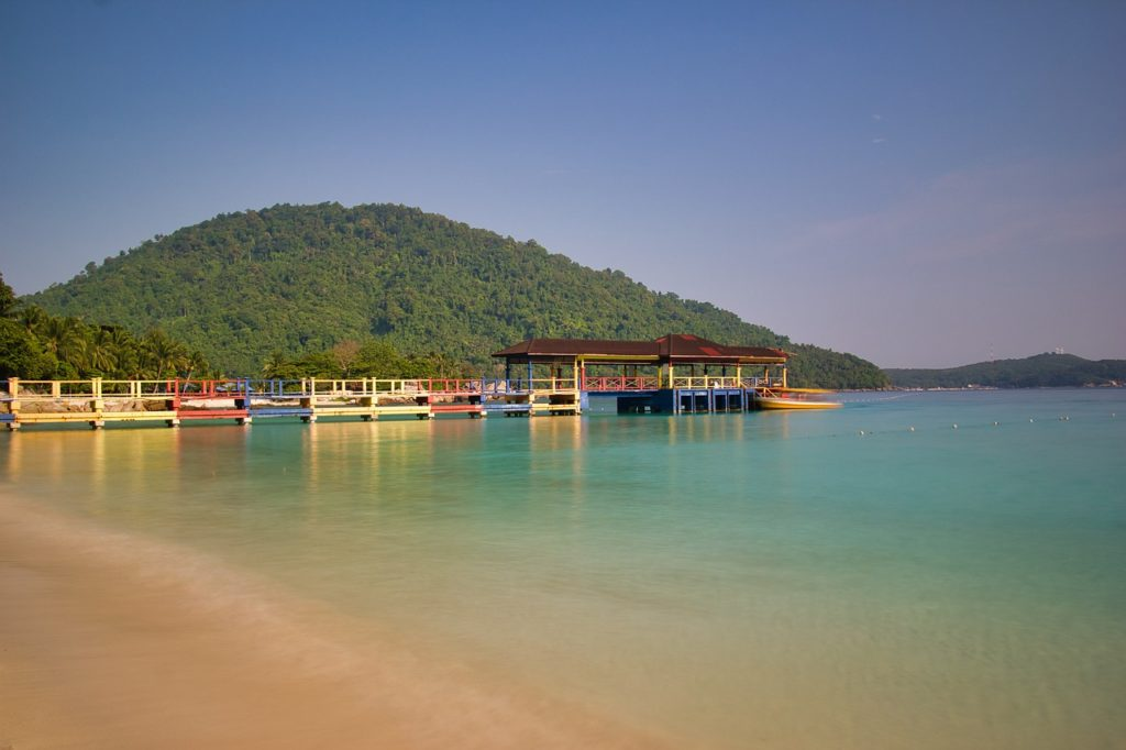 Pulau Perhentian Kecil island, Malaysia - Ibandhu