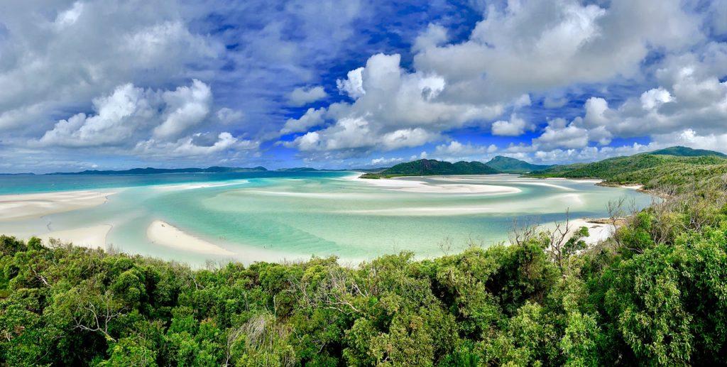 Whitehaven Beach, Queensland, Australia - Ibandhu