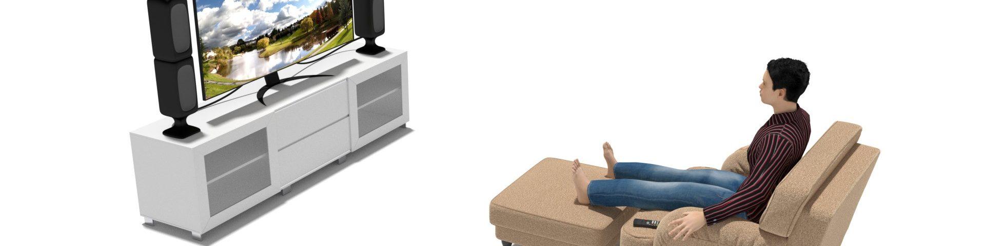 Best Ergonomic Chair For Watching TV - Ibandhu