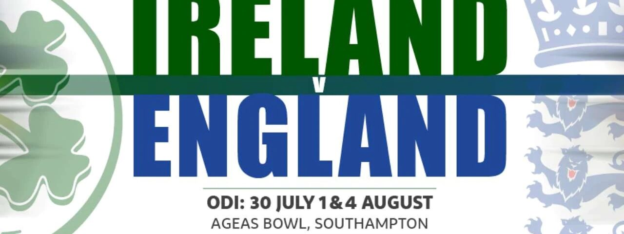 Engand Vs Ireland ODI series 2020