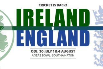 Engand Vs Ireland ODI series 2020