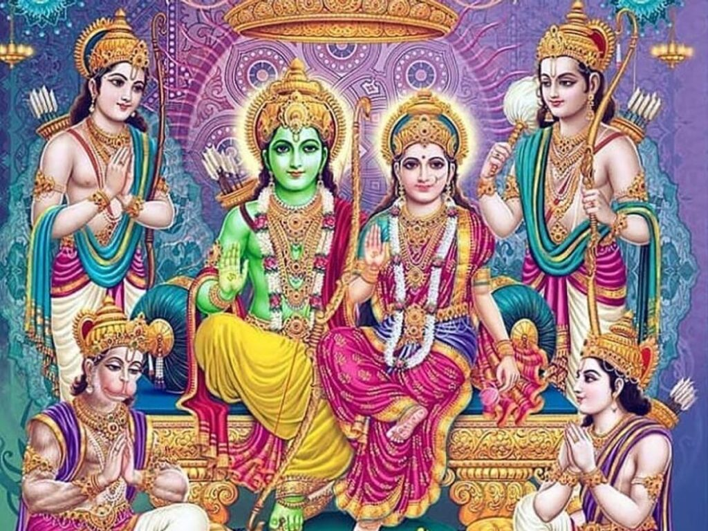 Shree Ram Parivar