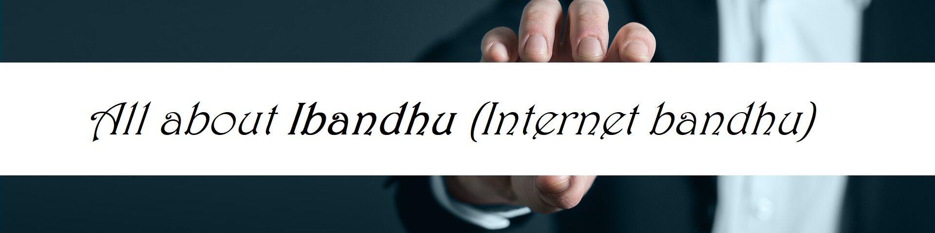 About Us - Ibandhu