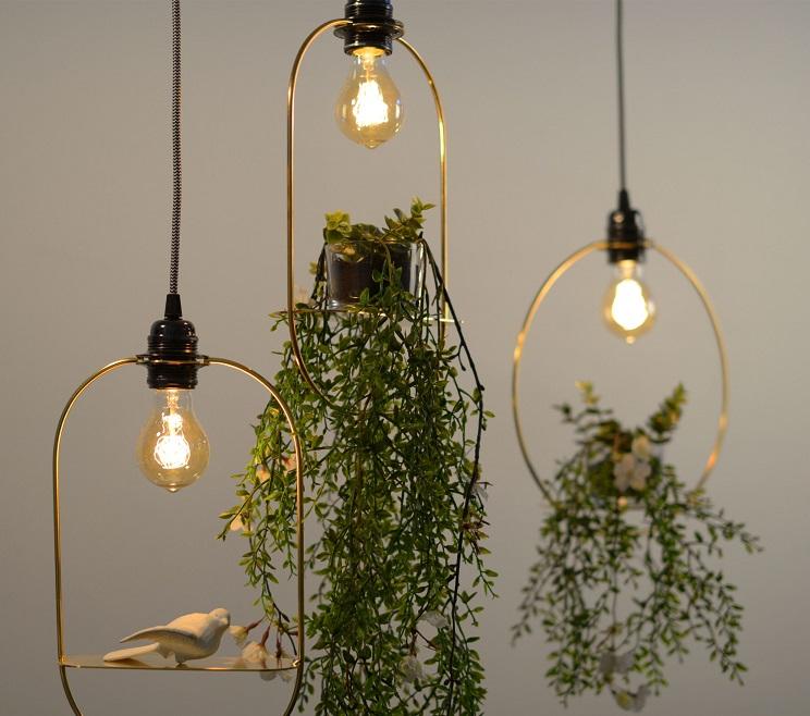 Garden Pendant Lights - Ibandhu
