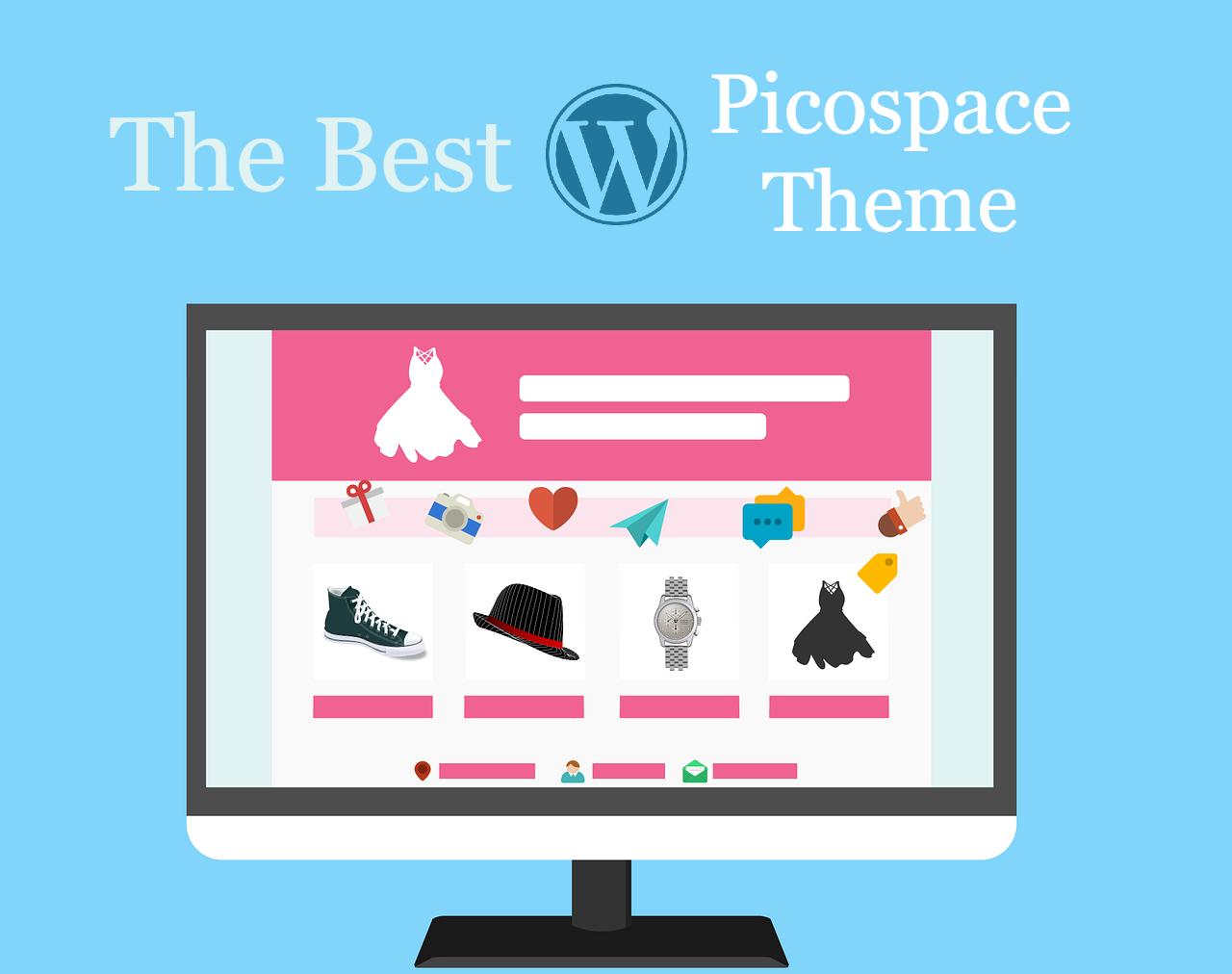 Picospace WordPress Theme