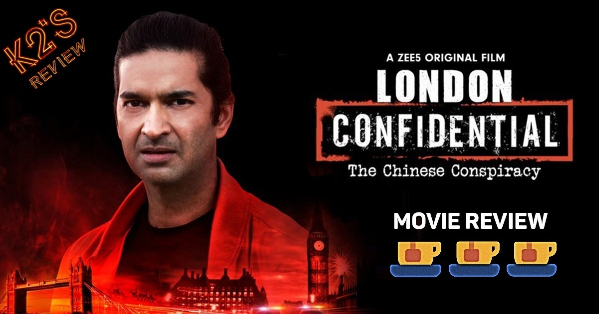 London Confidential's Review by K2 - Ibandhu