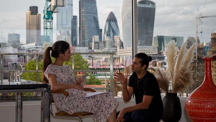 Mouni Roy & Purab Kohli in London Confidential's review - Ibandhu