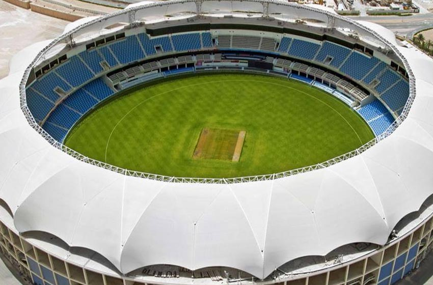 Dubai International Cricket Stadium, Dubai