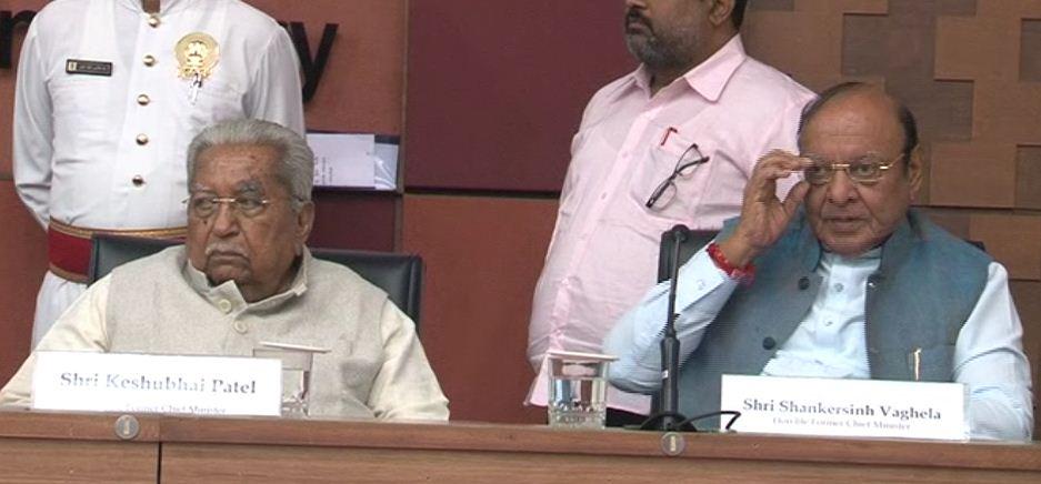 EX CM of Gujarat Shree Keshubhai Patel Dies for Corona - Ibandhu