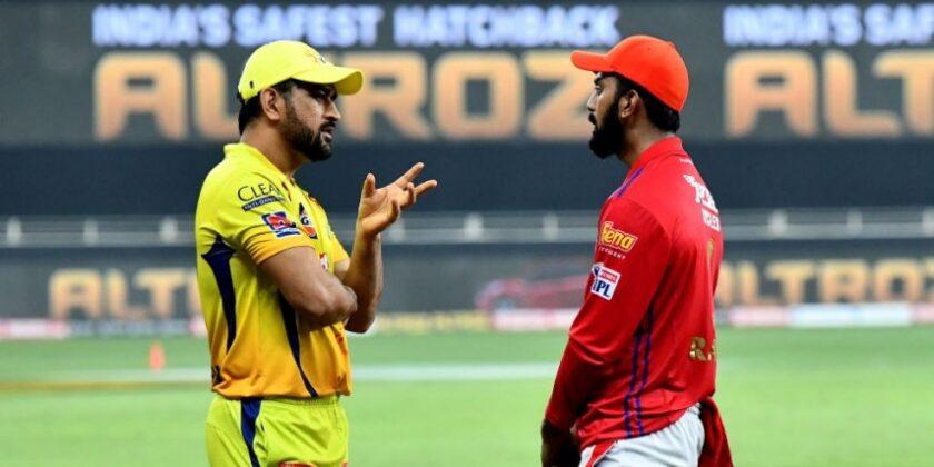 PBKS vs CSK IPL 2021