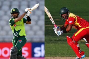 Zimbabwe Tour of Pakistan 2020-21