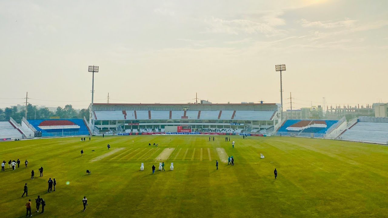 Rawalpindi Cricket Stadium