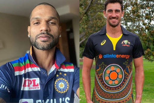 Australia vs India T20I series 2020-21 Kit