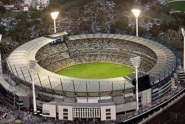 Melbourne Cricket Ground (MCG), Melbourne