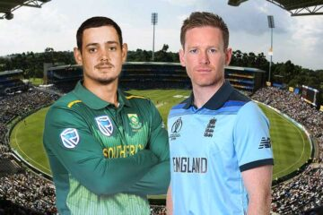England tour of South Africa 2020-21 ODI Series