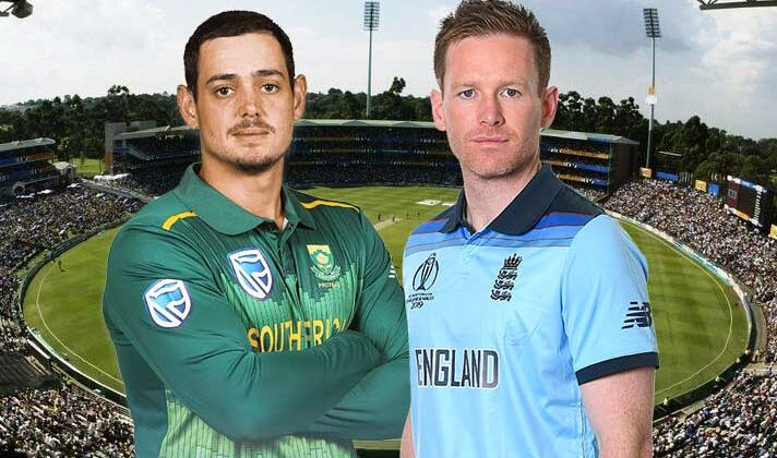 England tour of South Africa 2020-21 ODI Series