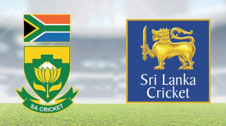 Sri Lanka tour of South Africa 2020-21 Test Series