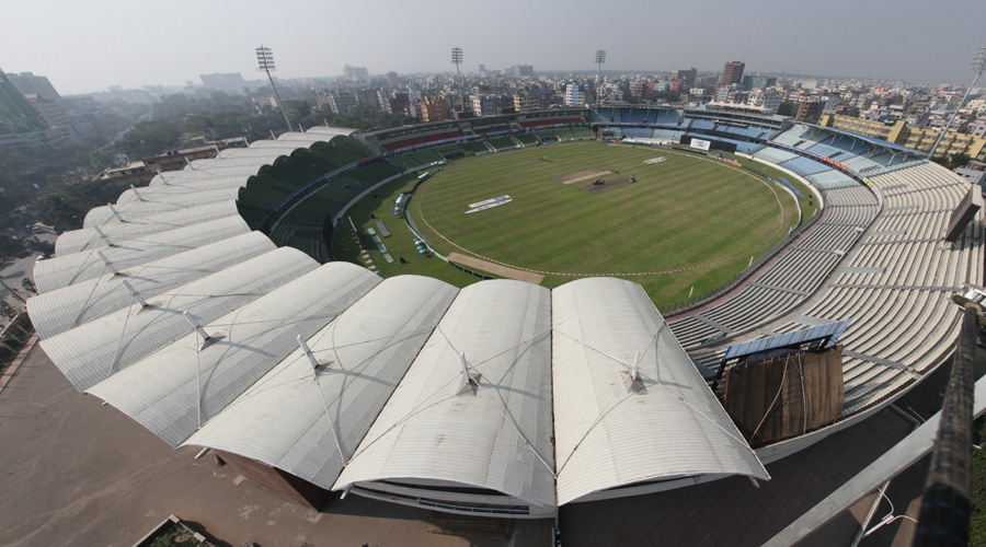 Sher-e-Bangla National Cricket Stadium, Dhaka