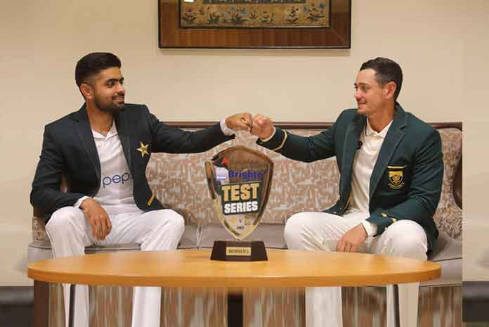 South Africa tour of Pakistan 2020-21 Test Series