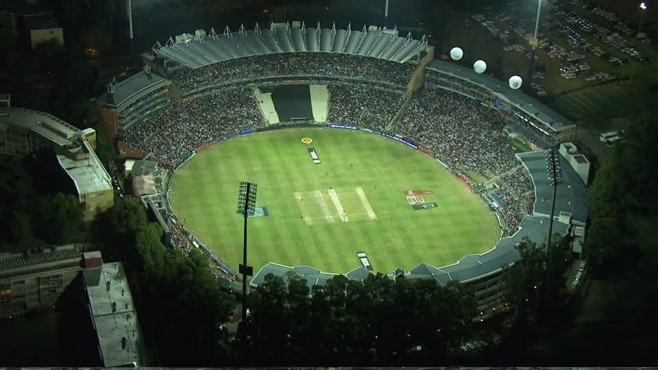 The Wanderers Stadium, Johannesburg