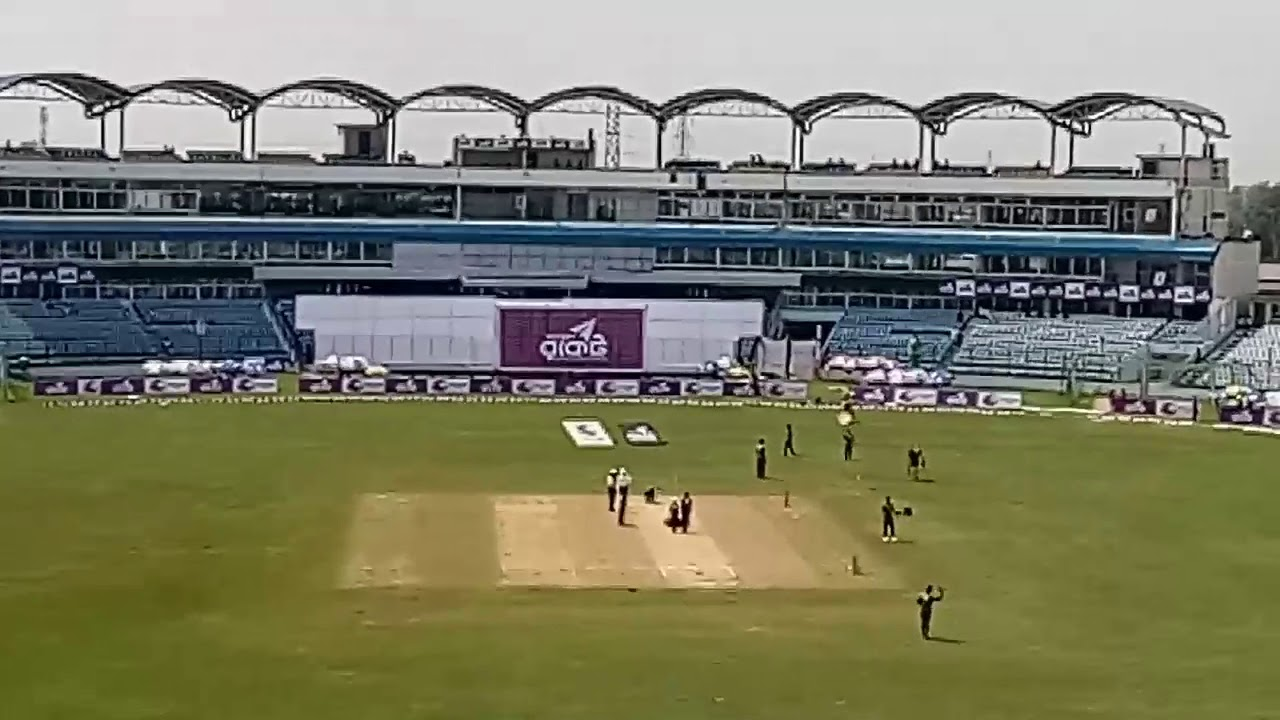 Zohur Ahmed Chowdhury Stadium, Chittagong