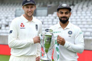England tour of India 2020-21 Test Series