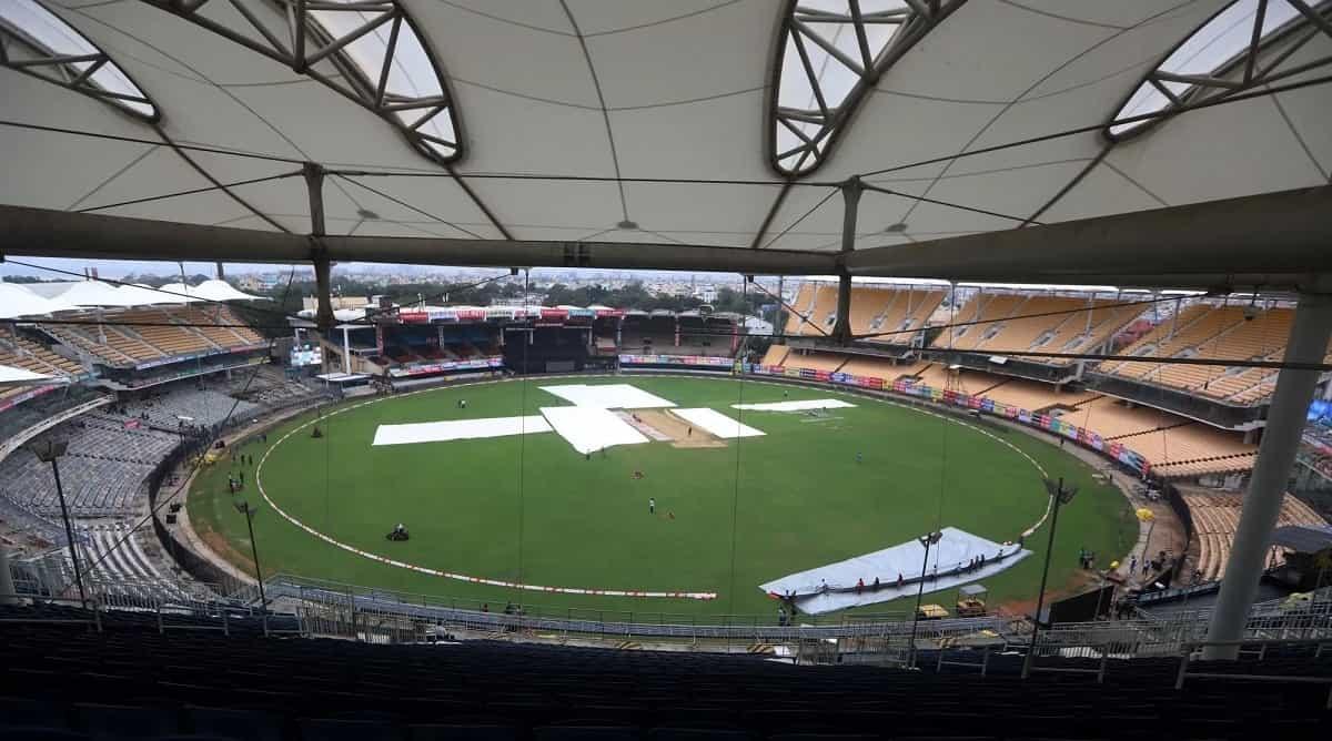 M. A. Chidambaram Stadium, Chennai