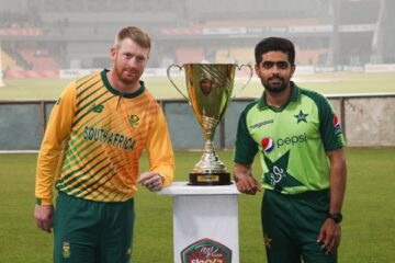 South Africa tour of Pakistan 2020-21 T20I Series