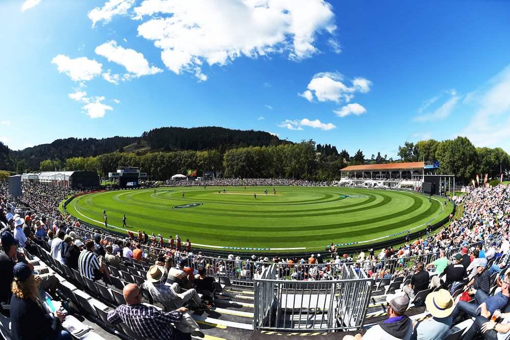 University of Otago Oval, Dunedin