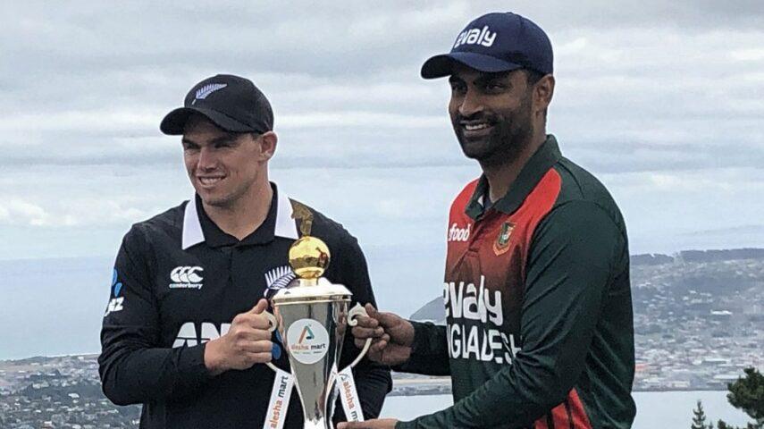 Bangladesh tour of New Zealand 2020-21 ODI Series