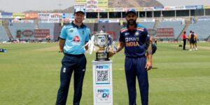 England tour of India 2020-21 ODI Series
